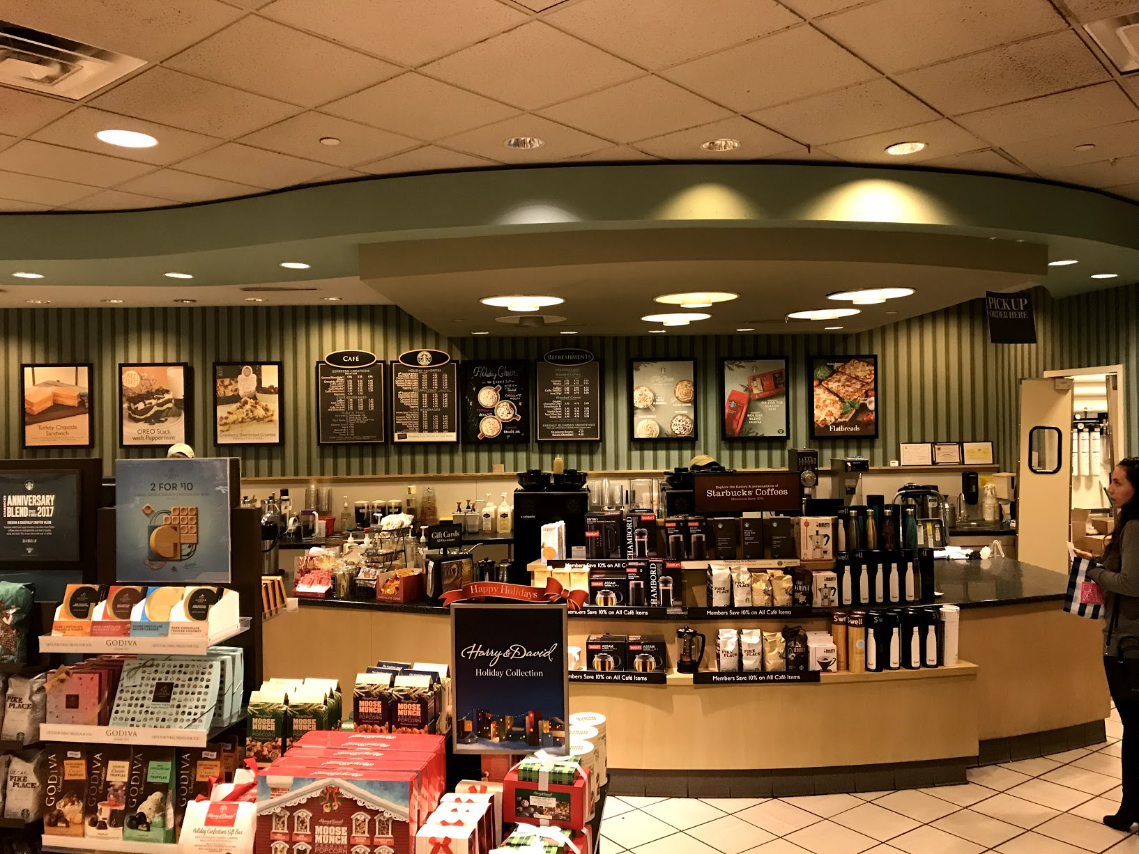 Barnes & Noble Cafe Remodel 2018 | full service contractor ...